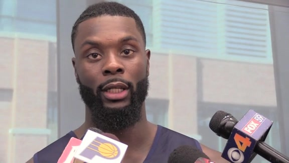 Lance Stephenson on Pushing the Pace