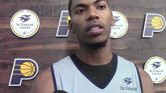 Practice: Robinson III on First Practice, His Role