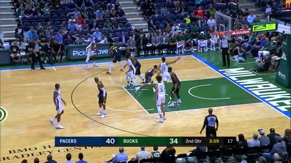 Poythress Finds Room on the Baseline