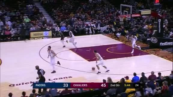 Stephenson Goes Up and Under