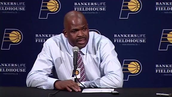 Postgame: Coach McMillan Press Conference - Oct. 31, 2017