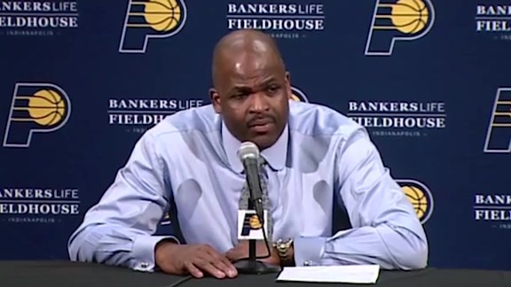 Postgame: Coach McMillan Press Conference - December 6, 2017