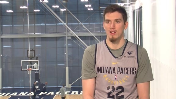 Pacers' UCLA Stars Thankful for Wooden