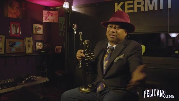 Sounds of New Orleans: Kermit Ruffins