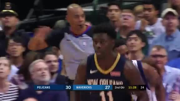 Holiday Soars for the Slam