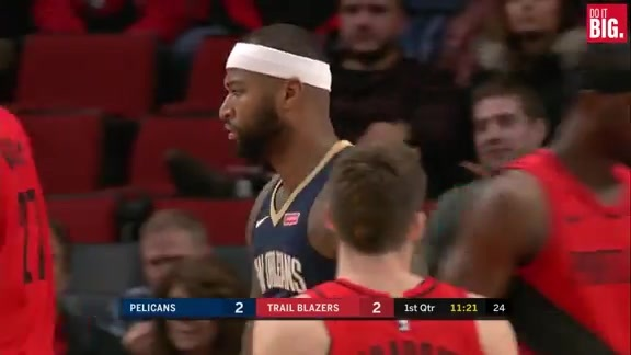 DeMarcus Cousins And-1