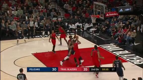 Cousins Dominates Blazers with 38 Points