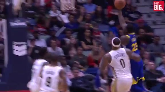 DeMarcus Cousins with the big block