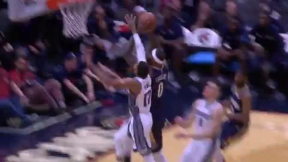 Cousins Steal and Slam