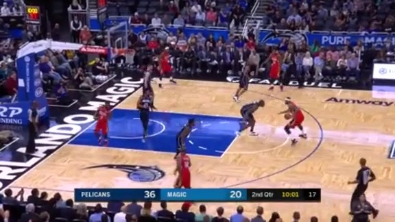 DeMarcus Cousins leads Pelicans with 26