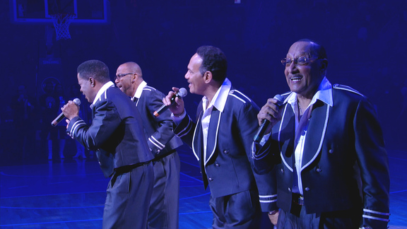 The Show: The Four Tops