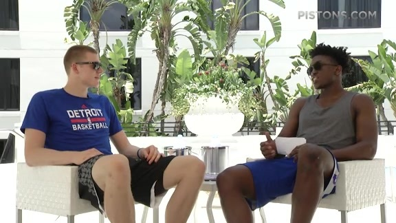 Players Lounge, presented by FSD: Henry Ellenson on Summer League