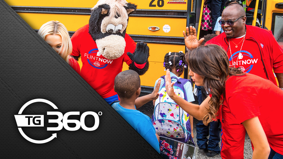 TG 360: FlintNOW Backpack Distribution