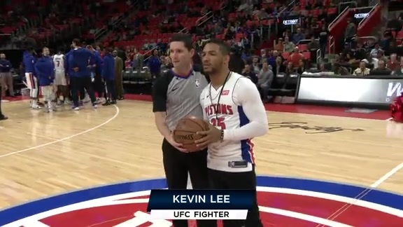 #Trending: Kevin Lee Delivers Game Ball