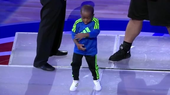 #Trending: Dancing Usher and Special Guests