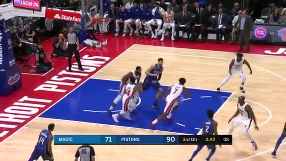 #Trending: Reggie Bullock Scores 20 vs. Magic