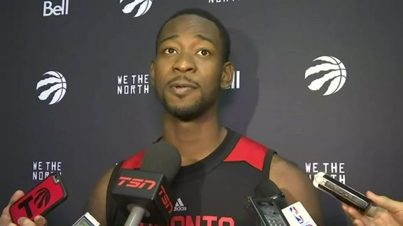 Terrence Ross - October 2, 2015
