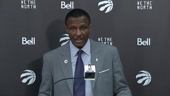 Raptors Post-Game: Dwane Casey - March 4, 2016
