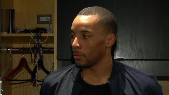 Raptors Post-Game: Norman Powell - March 30, 2016