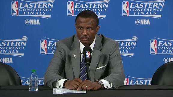 Raptors Post-Game: Dwane Casey - May 27, 2016