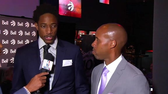 DeMar DeRozan - July 14, 2016