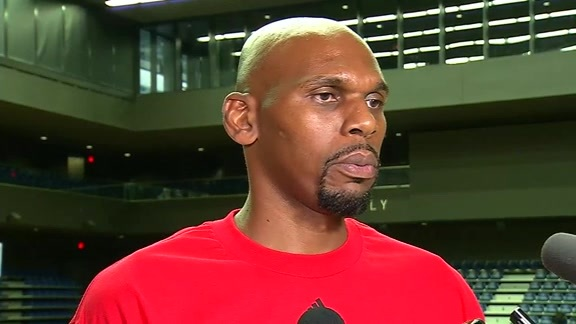 Raptors 905 Open Tryout: Jerry Stackhouse - September 10, 2016