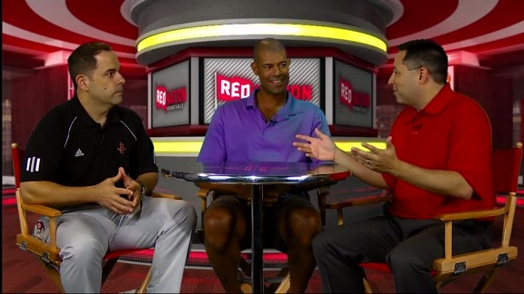 Red Nation Roundtable 30 - Shane Battier