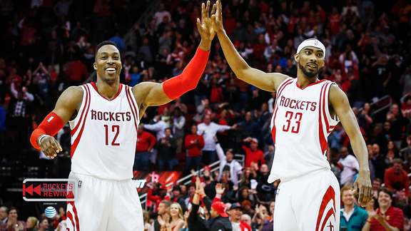 Rockets Rewind: January 8 - 14