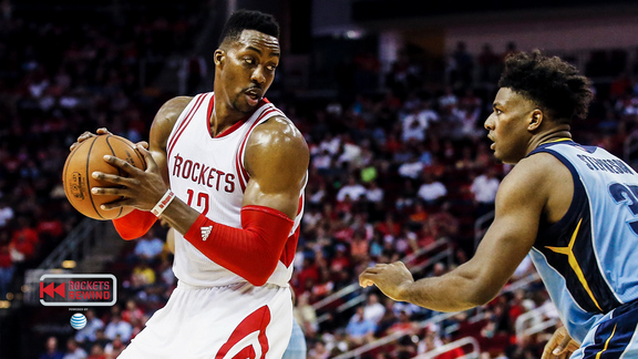 Rockets Rewind: Week of March 14