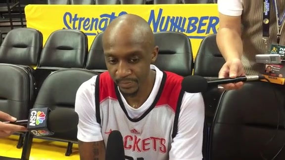 Jason Terry: Post Practice 4-15-16