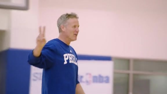 Jr. Sixers Clinic