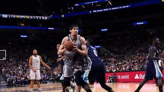 Boban Marjanovic: Highlights 2015-16