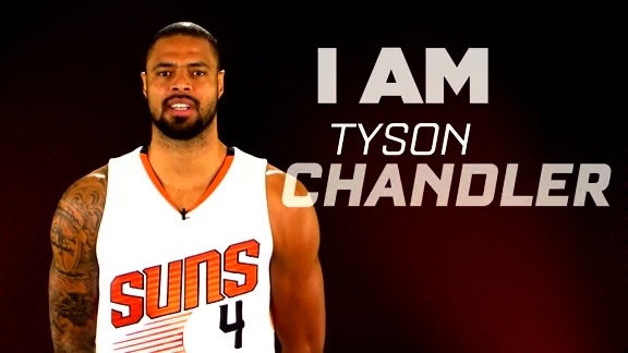 Tyson Chandler I Am