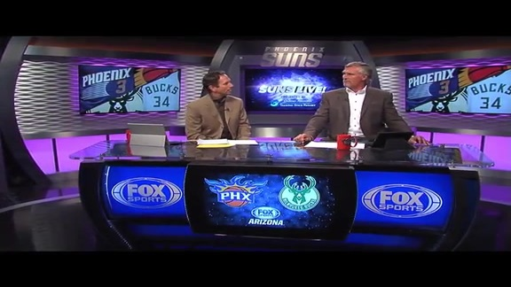 Tom and Tom: Suns Prepare To Host Wizards
