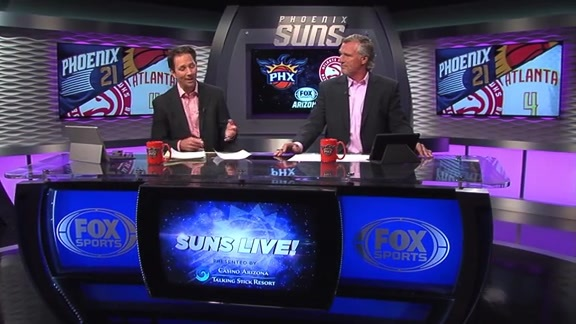 Tom and Tom: Suns Head To Houston