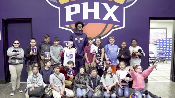 Boys & Girls Club of Metro Phoenix Meet Josh Jackson
