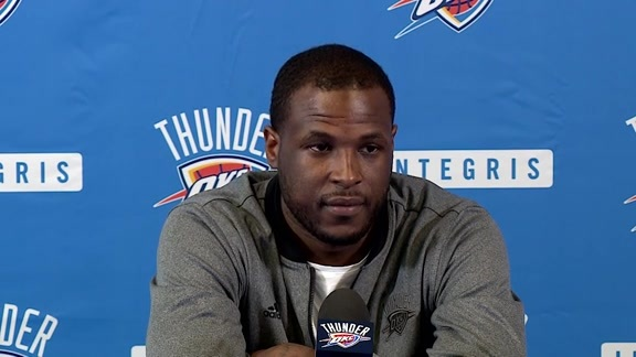 Media Availability: Dion Waiters
