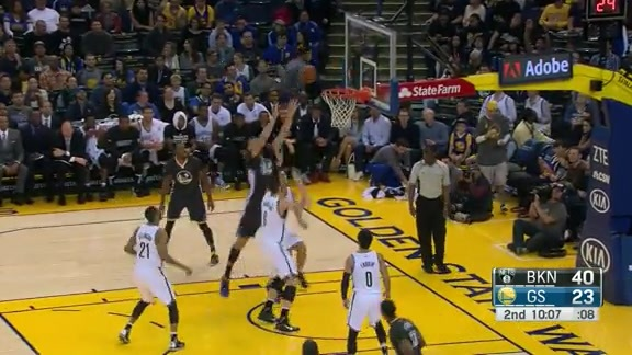 Bogut Doing Work