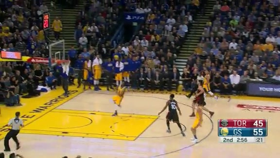 Klay Finds Andre