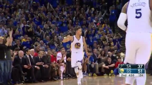 Curry Draws Oohhs and Aahhs
