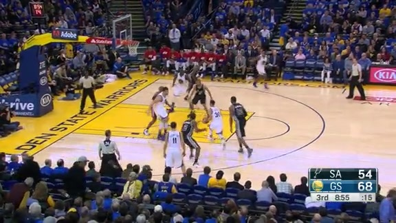 Curry Show's Off the Handle