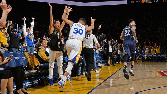Steph's 400th SPLASH