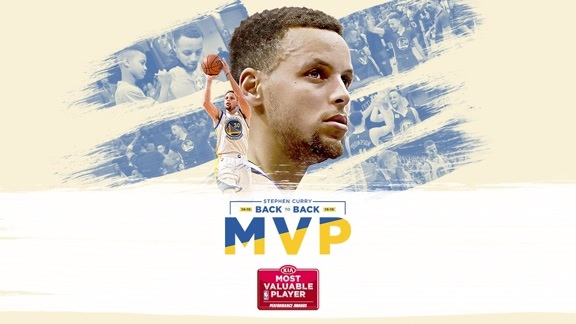 Video Infographic: MVP Stephen Curry