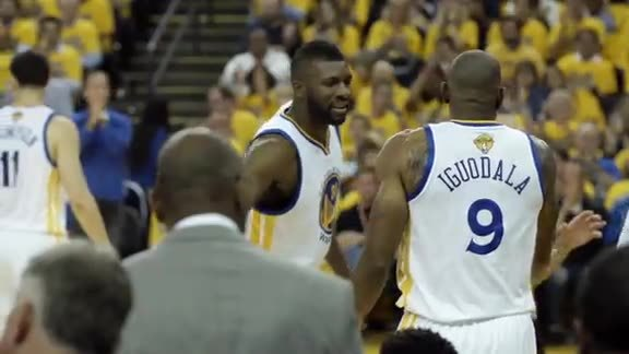 This is Why We Play: Strength in Numbers - NBA Finals, Game 2