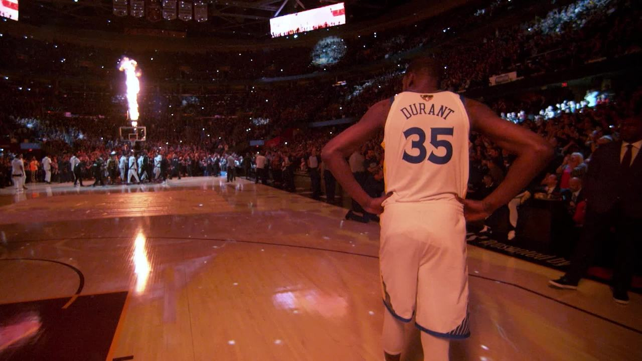 2018 Finals Mini-Movie: Game 3