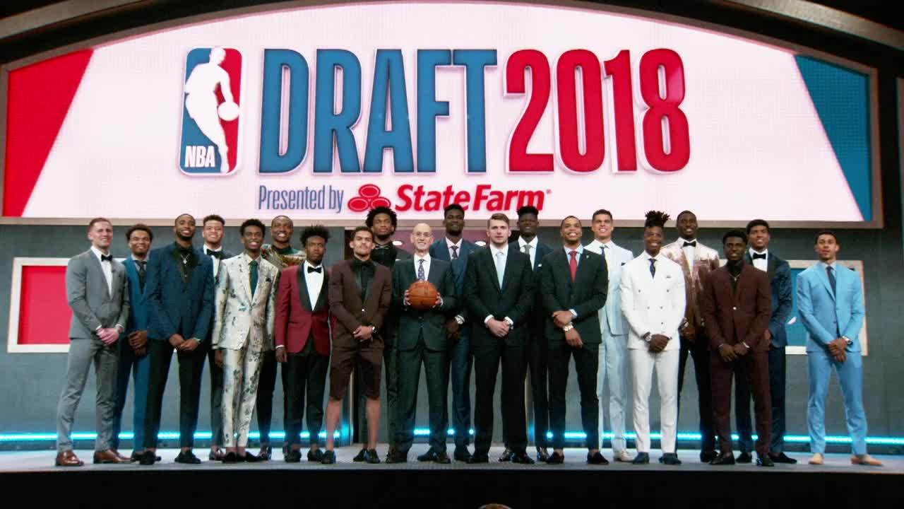 All-Access: 2018 NBA Draft