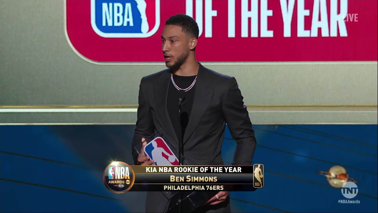 Kia NBA Rookie of the Year | Ben Simmons