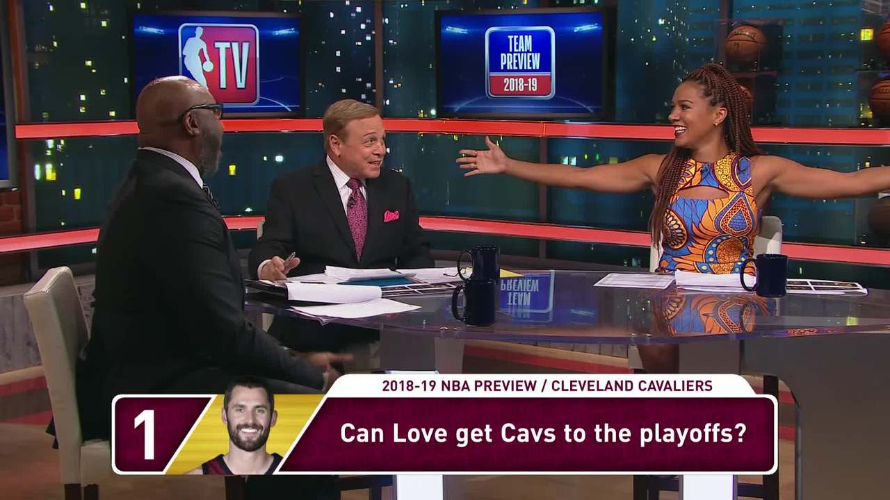Can Love Get Cleveland To The Playoffs, Challenges For Coach Lue