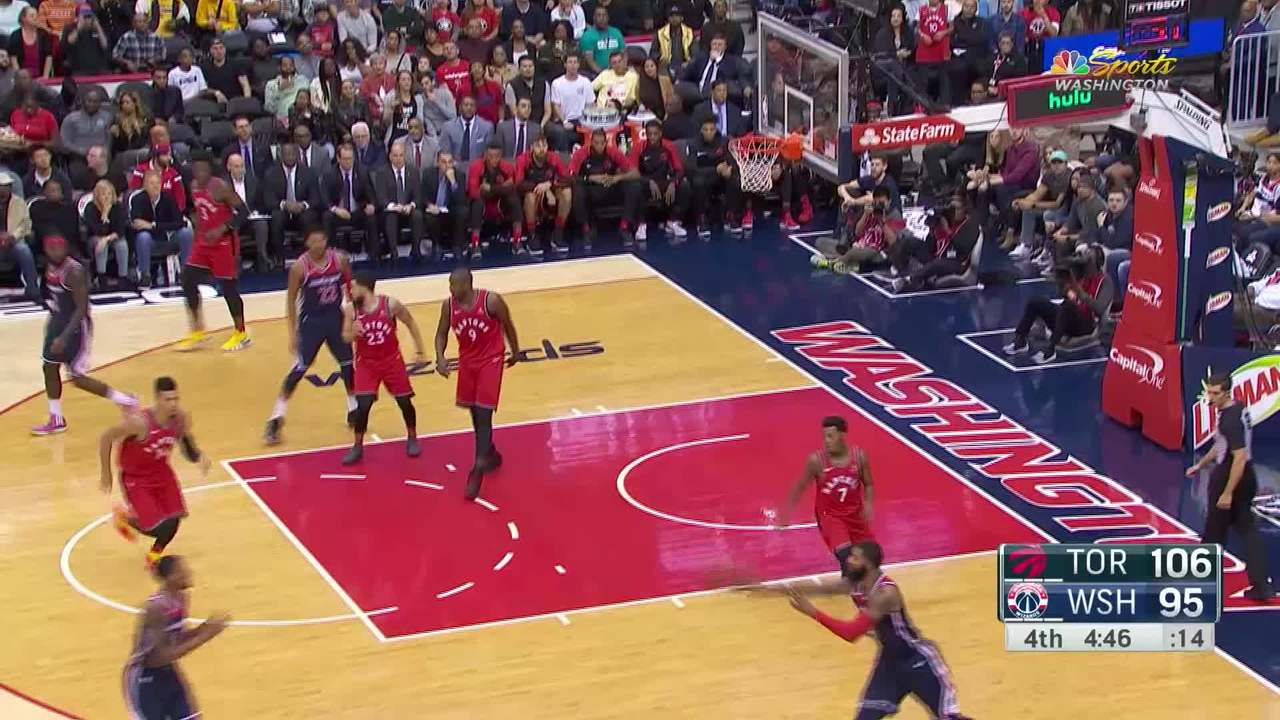 Beal Becomes Wizards All-Time Three Point Leader