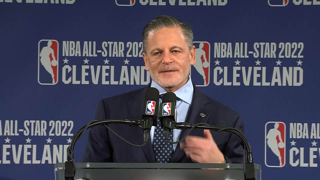 2022 NBA All-Star Game To Be Played In Cleveland